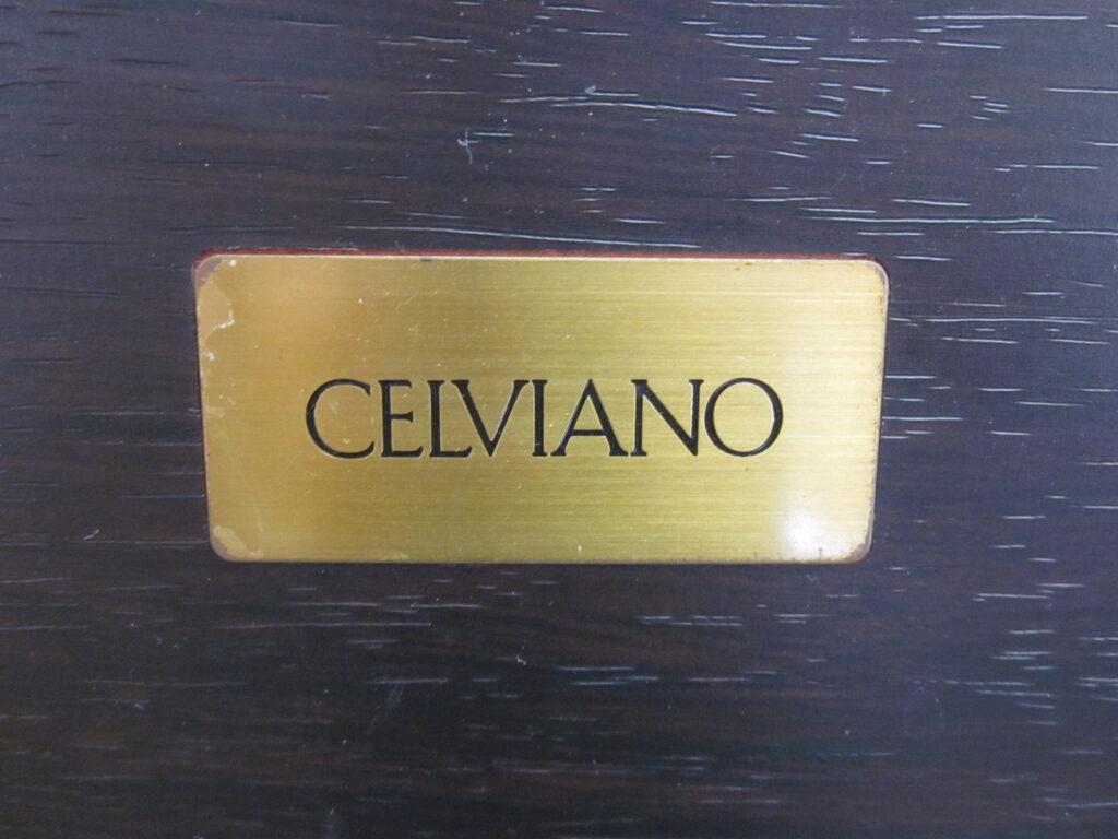 ブランドプレートです。 セルビアーノ